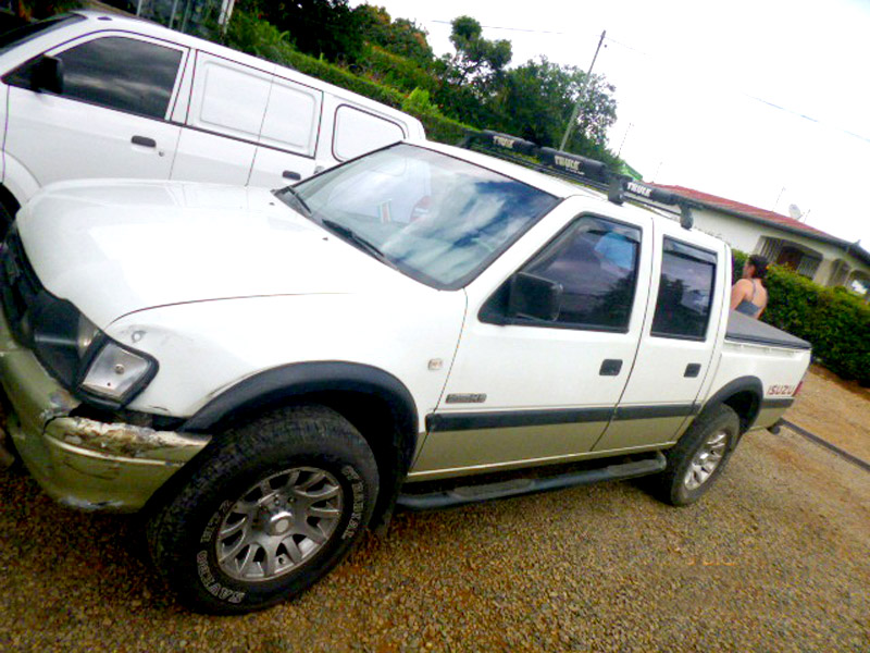 Before-Isuzu KB