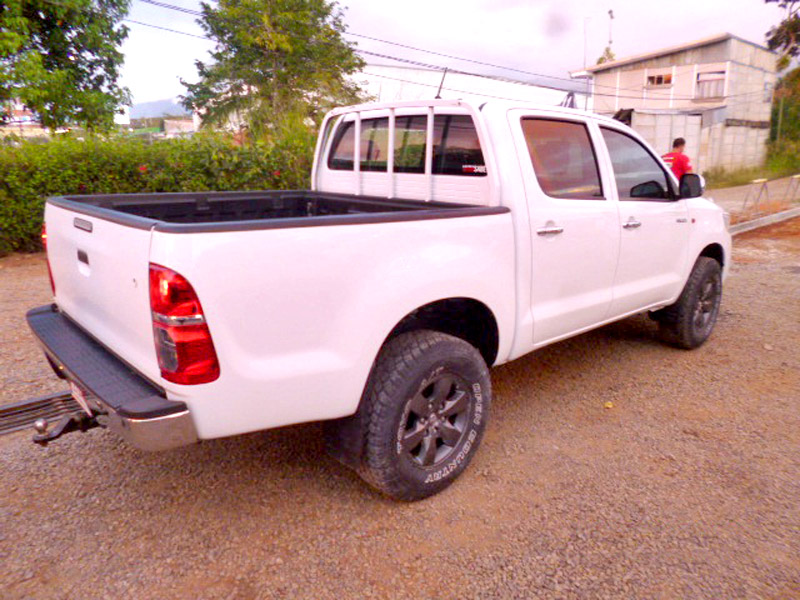 After-Hilux