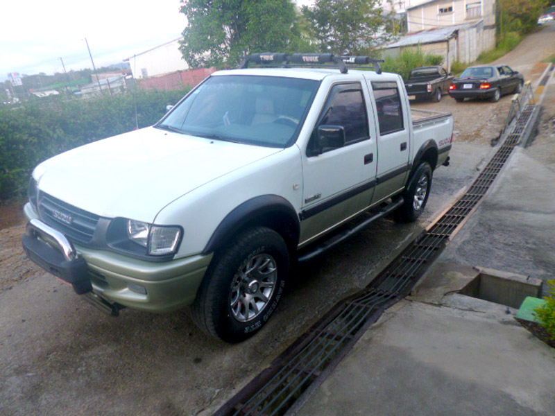 After-Isuzu KB