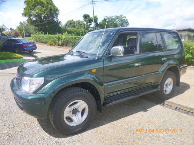 After-Toyota Prado