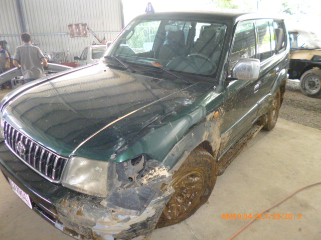 Before-Toyota Prado