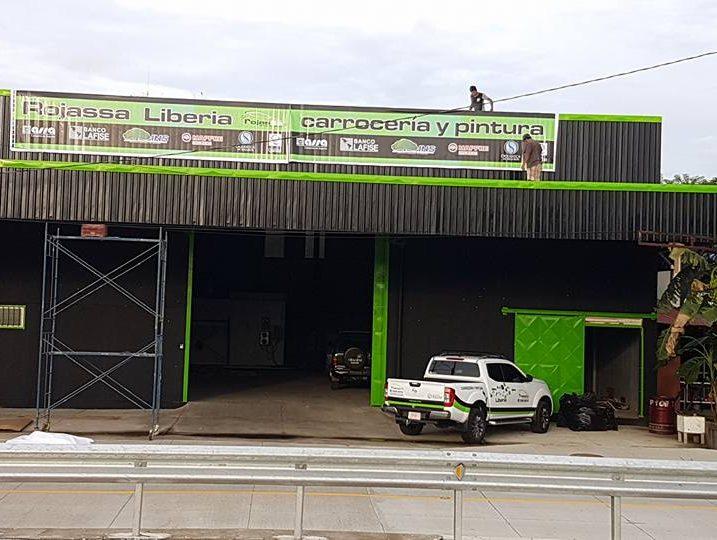 carrocería y pintura de vehículos