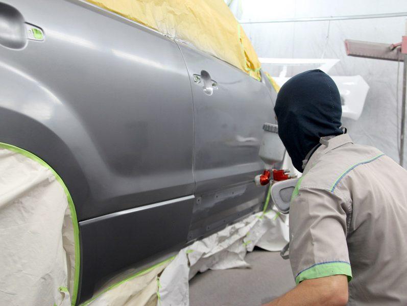 Comprar pintura para vehículo en Costa Rica
